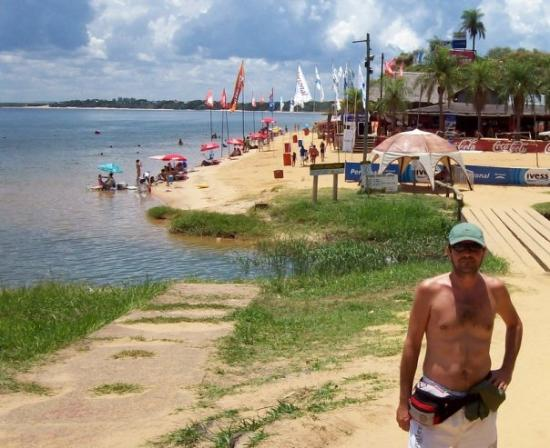 Plaza para travesti en Corrientes playa-8192