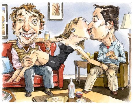 Intercambio de parejas 30 años en Barranqueras-2647