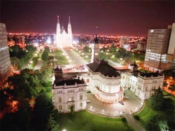 Excelente plaza en La Plata centro-1816