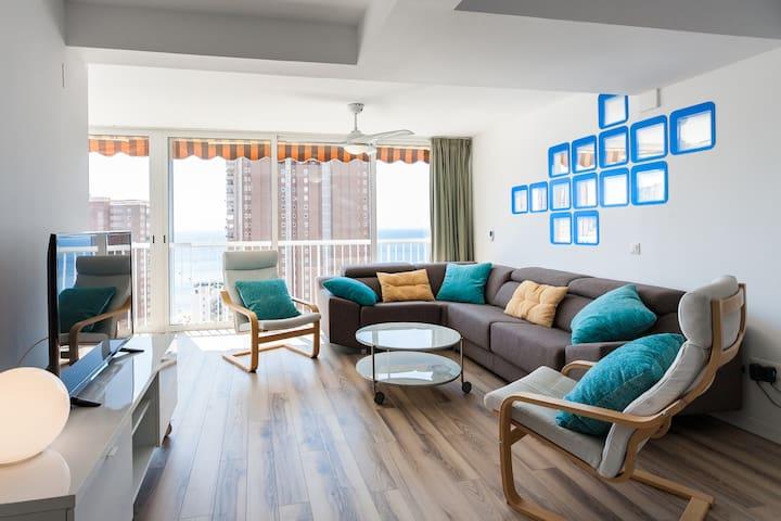 Apartamento particular y en una buena zona de poniente-9586