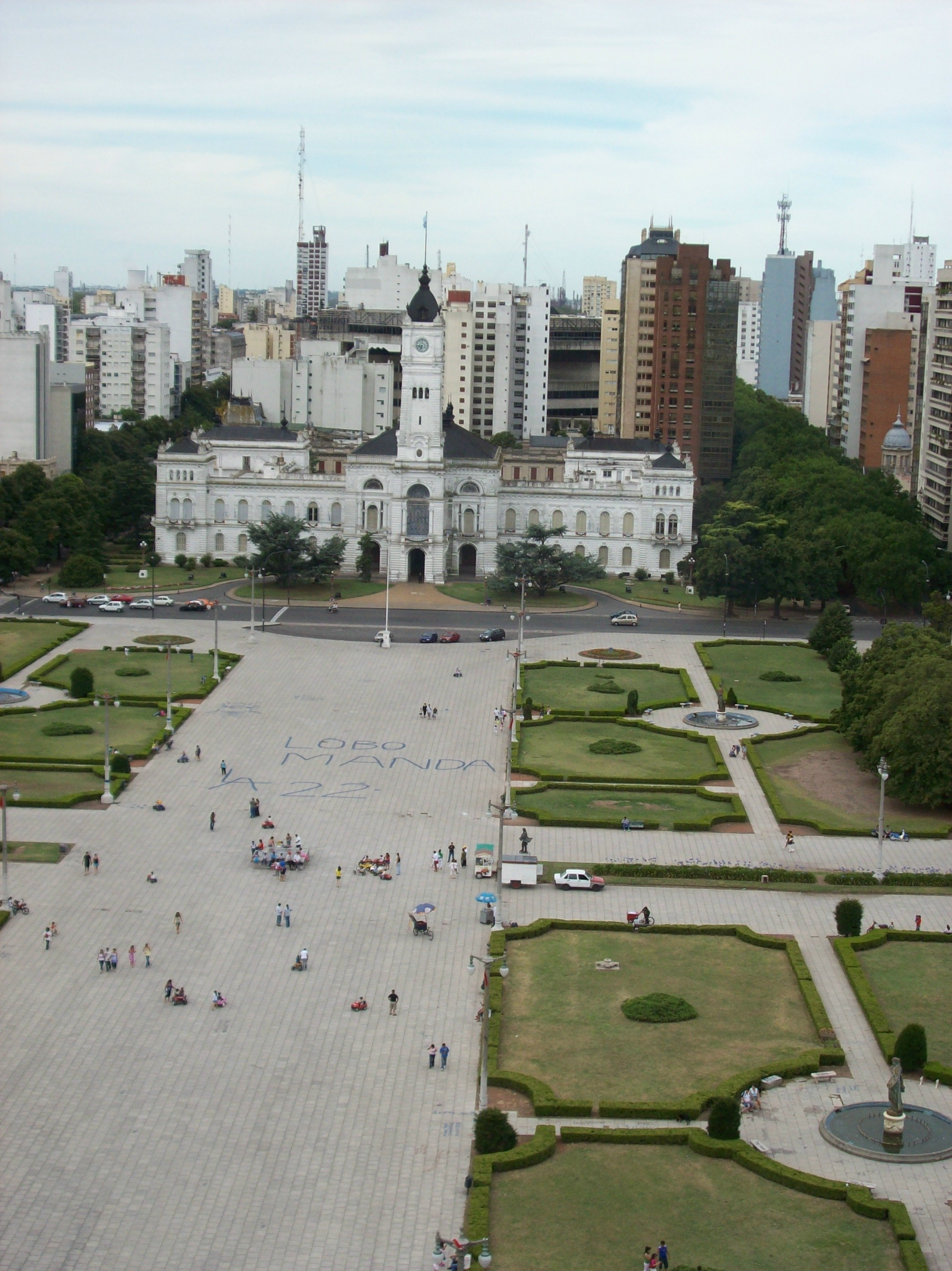 La Plata vip estudios y apartamentos-1131