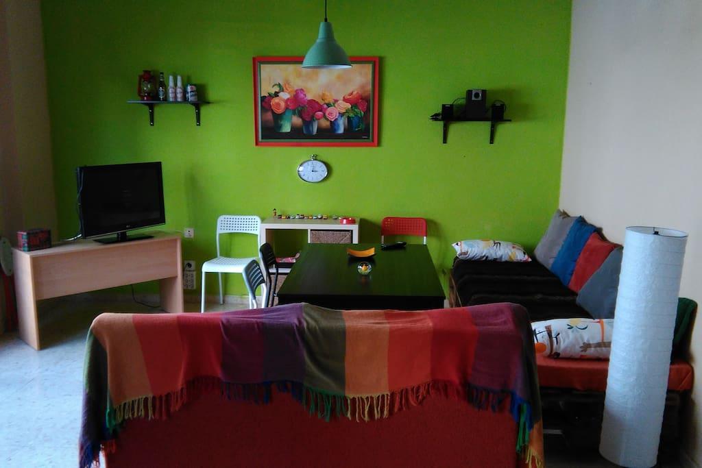 Habitacion en córdoba con camilla-5580