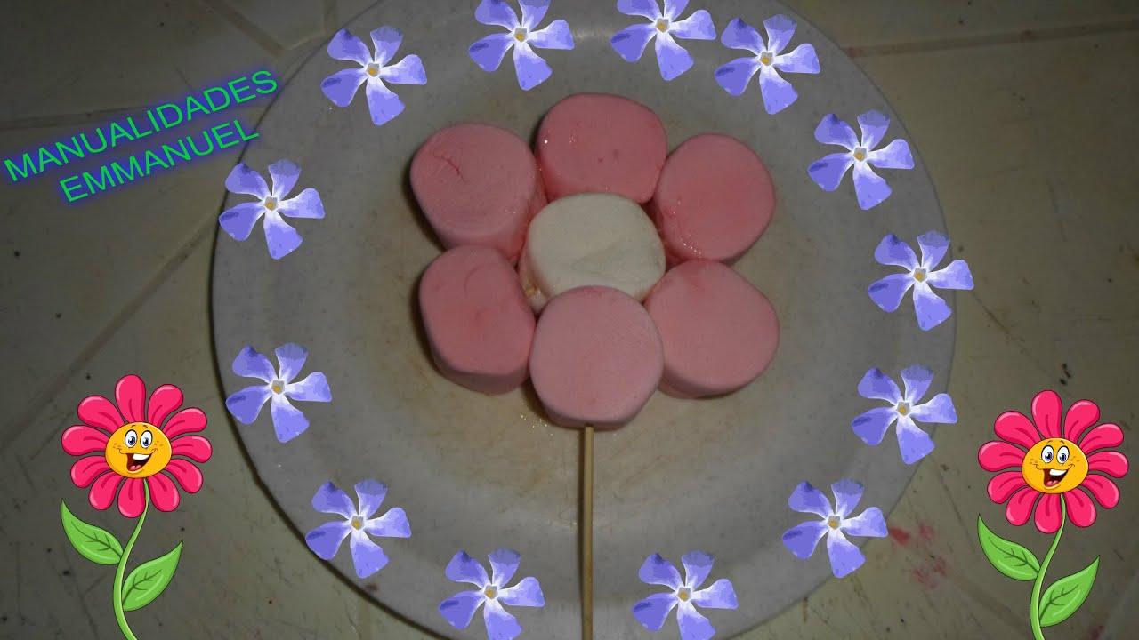 En forma de flor-8172