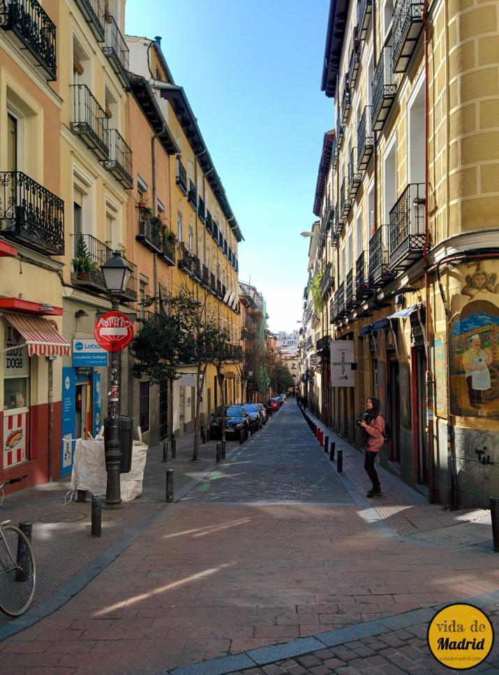 Zona malasaña calle noviciado-1436