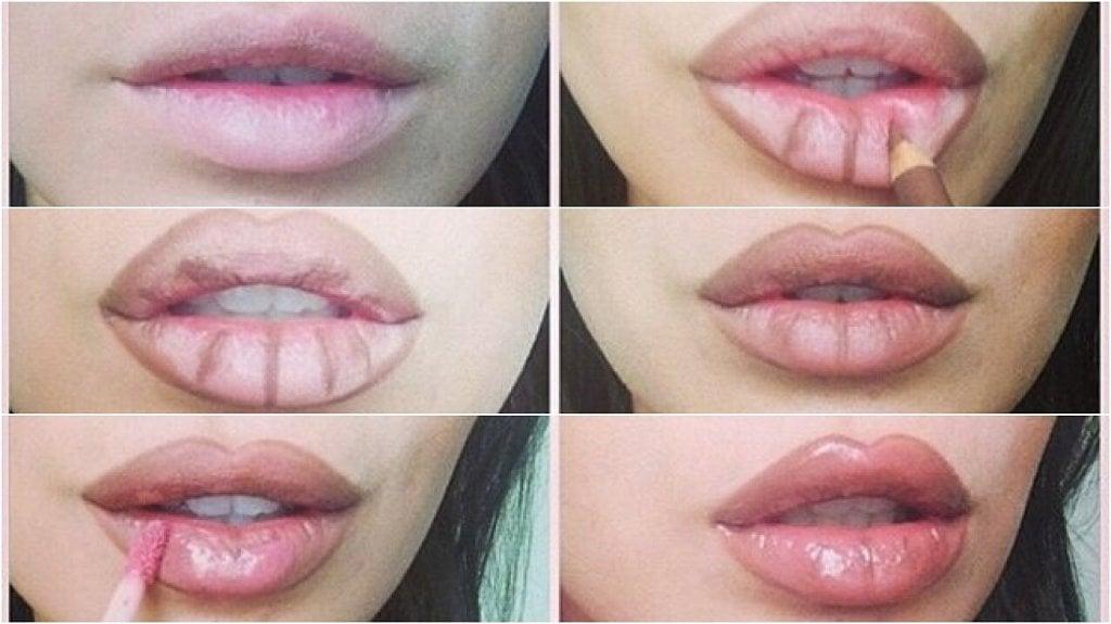 Labios gruesos y ojos dulces-8956