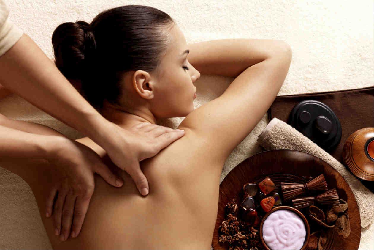 Masajes profesionales relajantes,sitio comodo-3438