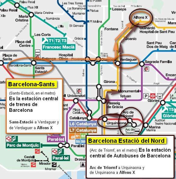 Parada de metro o tren-4122