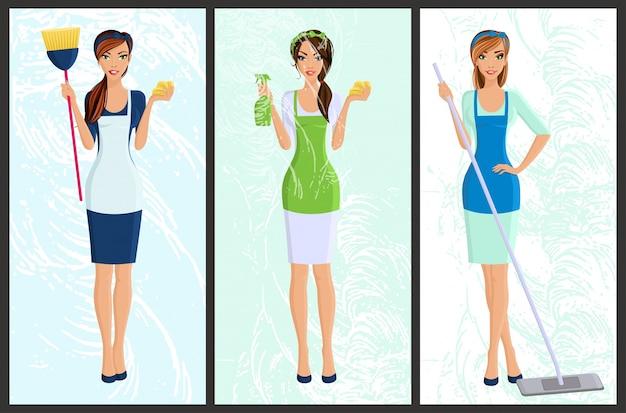 Se busca mujer para limpieza de casa-7353